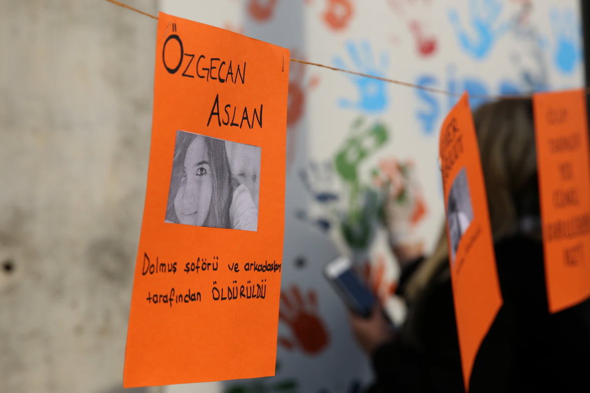 25 Kasım Kadına Yönelik Şiddete Karşı Uluslararası Mücadele Günü Programı Gerçekleştirildi Resim