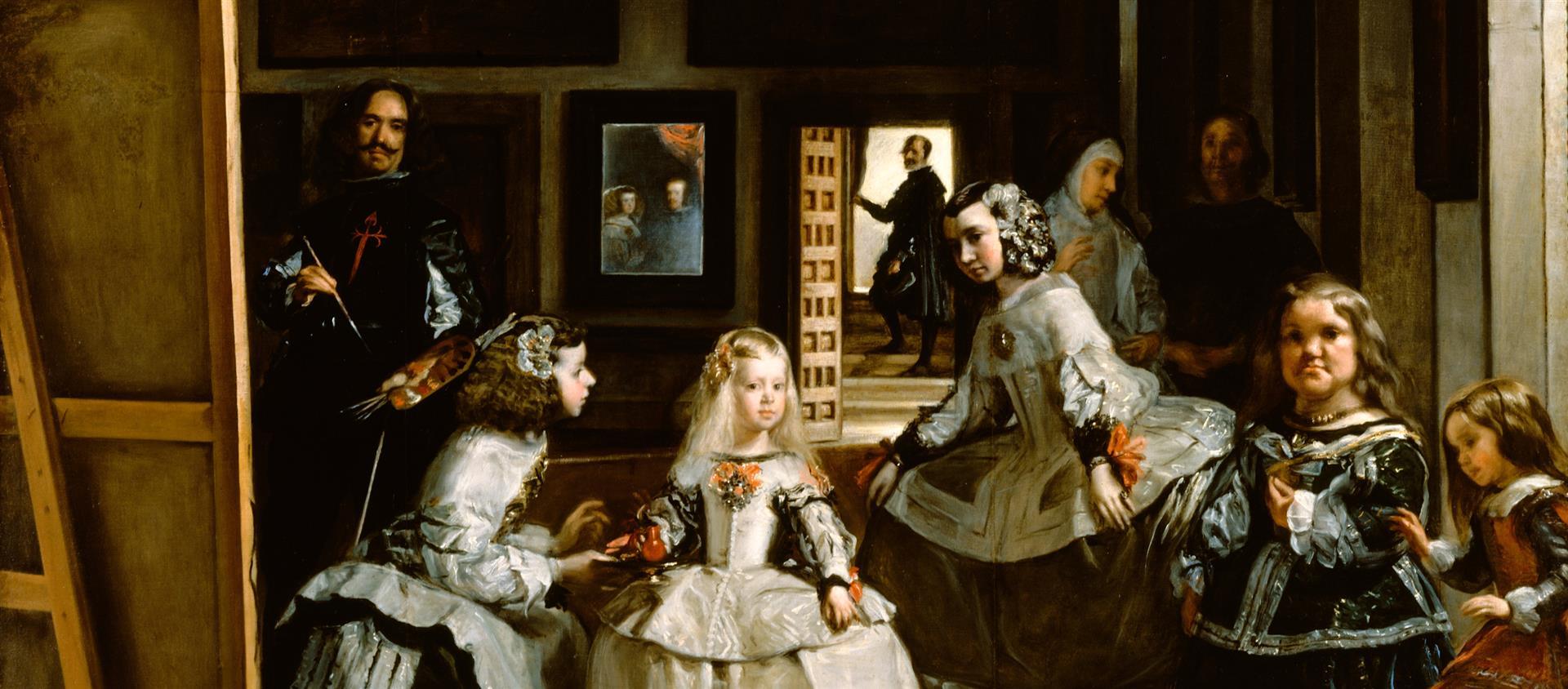"""Görünenin Ötesi Velázquez """"Las Meninas"""" Tablosu Konferansı Yapıldı Resim"""
