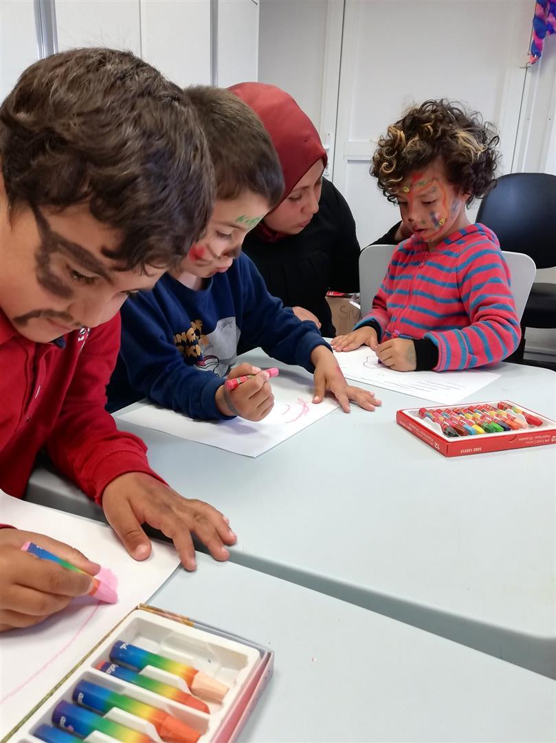 Küçük Kalpler Büyük Umutlar Projesi Sivas ve Elmadağ'da Resim