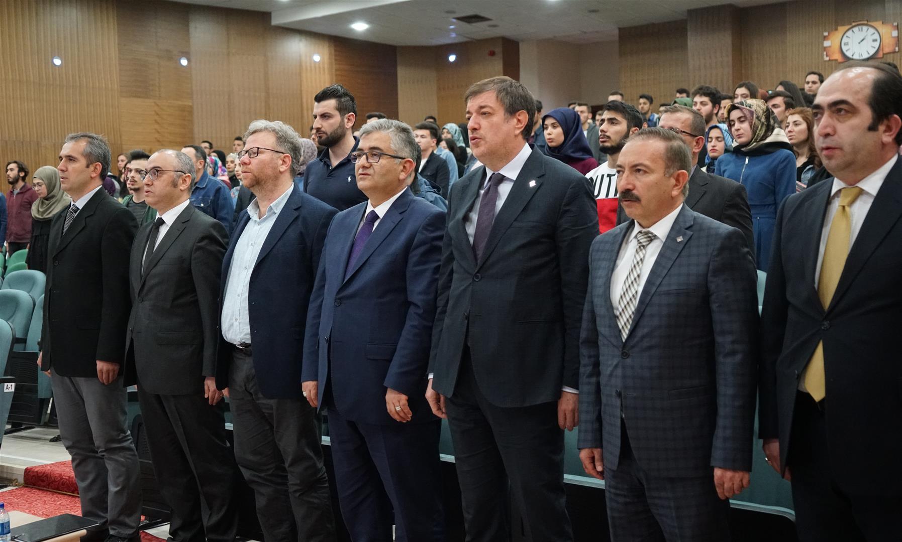 İmparatorluktan Ulus Devlete Konferansı Yapıldı Resim