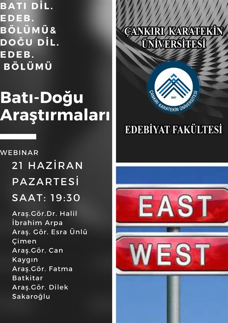 Batı - Doğu Araştırmaları