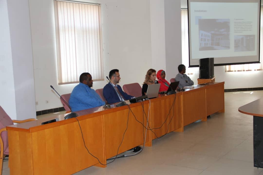 ÇAKÜ Cibuti Ortaklığı Devam Ediyor Resim