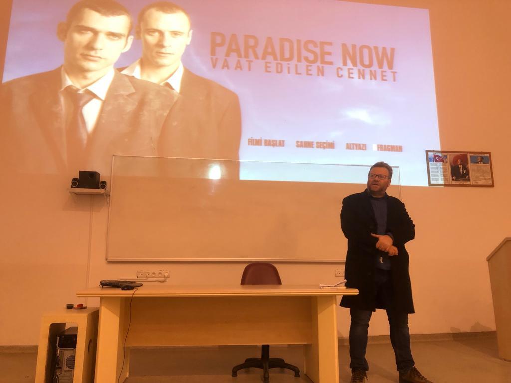 """Orta Doğu Film Gösterimleri Etkinliği, """"Vaat Edilen Cennet' Filmi ile Başladı Resim"""