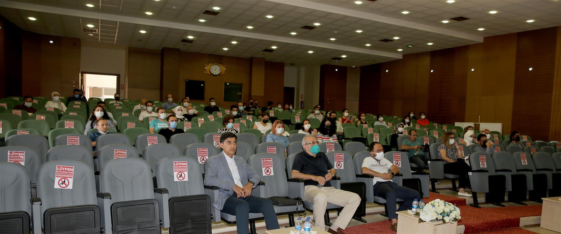 Proje Destek Ofisi İlk Eğitimini gerçeklestirdi.