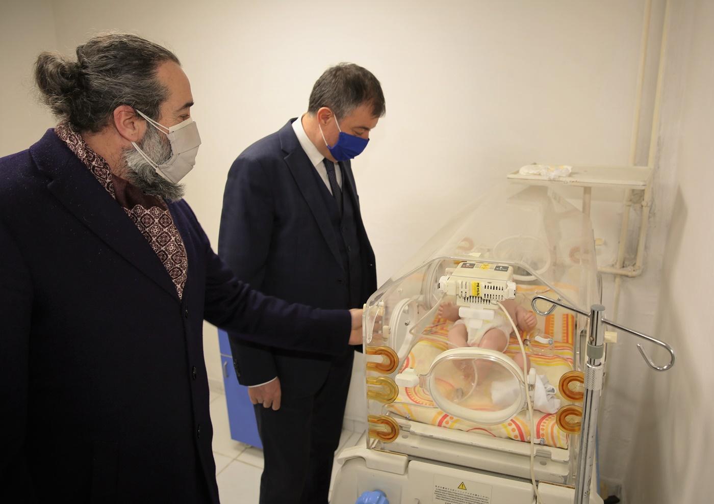 Çakü Sağlık Halkasının Yeni Yıldızı Diş Hekimliği Fakültesi